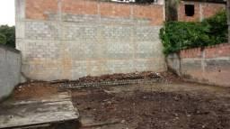 Vendo terreno em itaguaí, todo murado, próximo da rede ferraz.