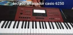 Teclado Casio ctk 6250