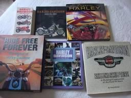 Harley-Davidson - livros