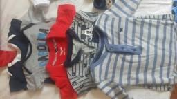 Roupas para baby boy ( menino) de 09 até 18 meses