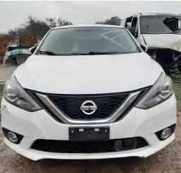 Sucata Nissan Sentra 2019