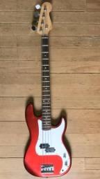 Contrabaixo - Baixo - Precision - troca guitarra antiga