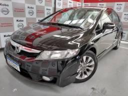 HONDA CIVIC 1.8 LXL 16V FLEX 4P AUTOMÁTICO - 2011