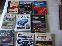 Super carros - livros