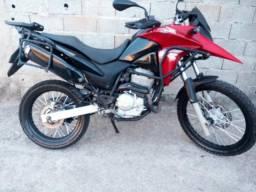 Xre 300 manual e chave reserva - 2011