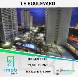 Le Boulevard, 2 a 3 suítes venha e traga a sua proposta