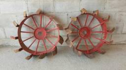 Roda para mini trator (tobata)