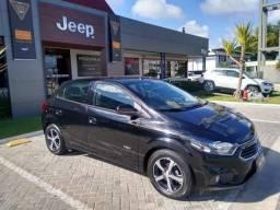 Chevrolet onix 1.4 mpfi ltz aut. entrada de 5.000,00 - 2018