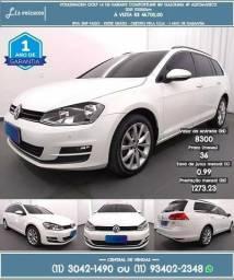 Volkswagen Golf 1.4 tsi 16v gasolina 4p automático 2015 R$ 46.722 55000km - 2015