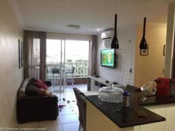 (Cod.:084 - Damas) - Mobiliado - Vendo Apartamento com 74m², 3 Quartos