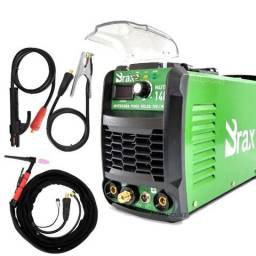 Máquina De Solda Inversora Tig - Maxtig 140 G2 - Bivolt - 140a - BRAX