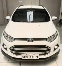 Ecosport SE Automática Blindada - 2014