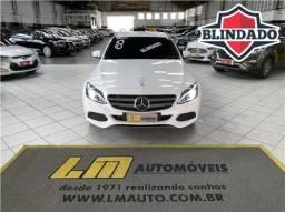 Mercedes-benz C 180 1.6 cgi flex avantgarde 9g-tronic - 2018