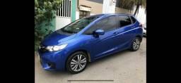 Honda fit exl (29mil km) único dono - 2015