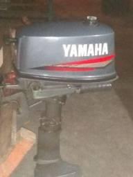 Motor Yamaha 4hp - 2012