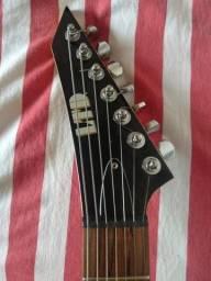 Guitarra esp ltd m17 7 cordas