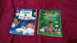 Livros didáticos de português