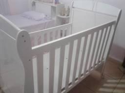 Berço cama americano usado s/colchão