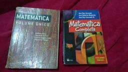 Livros didáticos de matemática