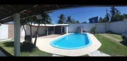 Casa com piscina para temporada na praia do sul em Ilhéus/BA