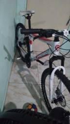 Bicicleta alfamed aro 26 alumínio