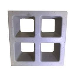 Elementos vazados, cobogós, Pré Moldados, blocos de concreto