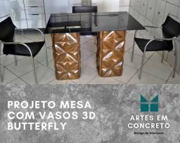 Projeto vasos 3D