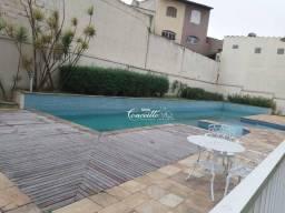 Apartamento com 3 dormitórios c/ 01 Suite, 76 m² por R$ 395.000 - Parque Jaçatuba - Santo