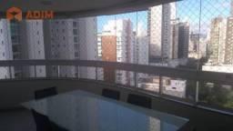 Apartamento com 3 dormitórios para alugar, 123 m² por R$ 4.000/mês - Pioneiros - Balneário