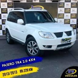 PAJERO TR4 2013/2013 2.0 4X4 16V 140CV FLEX 4P AUTOMÁTICO