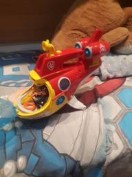 Submarino patrulha canina