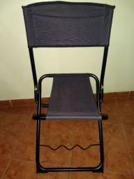Cadeira camping ou pesca