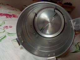 Canhao de luz em aluminio