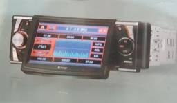 Dvd player gps mirage automotivo