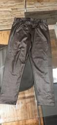 Calça legging 3/4 anos