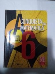 Livro de matemática do 6 ano
