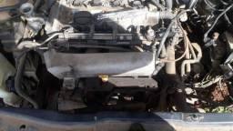Motor do Golf/Audi 180 Cavalos Turbo Parcial Com Nota e Garantia