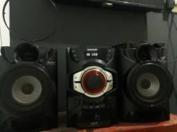 Mini Audio System MX-F630