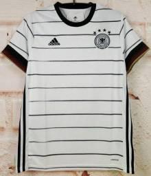 Camisetas de futebol 2020 oficiais internacionais