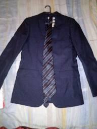 Terno só a parte de cima com gravata nova nunca usado