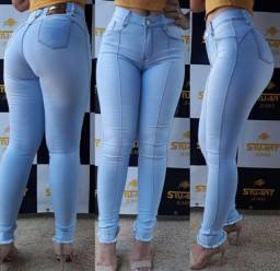 Atacado Calças Jeans Feminina