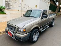 Ford ranger XLS 2006 Start stop a mais completa impecável