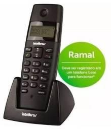 Ramal Sem Fio Intelbras TS 40 R - para Bases S 40 ID, TS 60 V, TS 3110 ou TS 3130