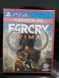 Jogo PS4 Facry Primal Original Lacrado em português