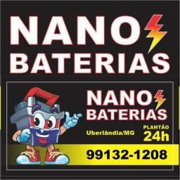 Baterias Automotivas - ABERTO 24 HORAS