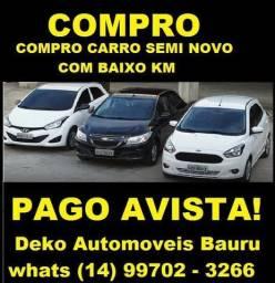 ( Compro Seu Carro no Dinheiro ) DEKO AUTOMOVEIS BAURU