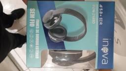 Fones de ouvido estéreo sem fio