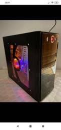 Computador i3, placa mãe Asus Top