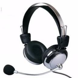 Headset para PC e Celular-(Entrega gratuita)