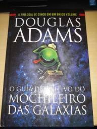 Guia Definitivo do Mochileiro das Galáxias (5 livros em 1)